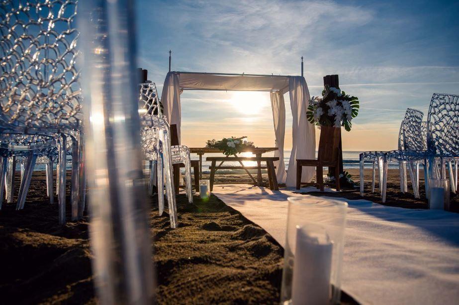 Matrimonio green nel verde o in riva al mare un sogno moderno chic da realizzare