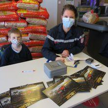 Saint André les Alpes: Le calendrier des pompiers envers et contre tout