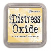 RATDO56188 : ENCRE DISTRESS OXIDE SCATTERED STR FEE DU SCRAP