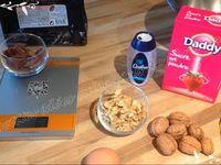 Cookies aux noix fraîches et aux éclats de chocolat