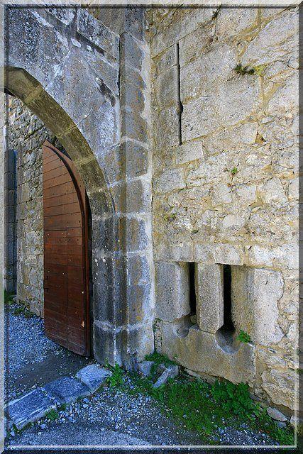 Diaporama château de Miolans à Saint Pierre d'Albigny