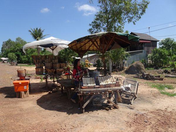 Voyage vers Siem Reap