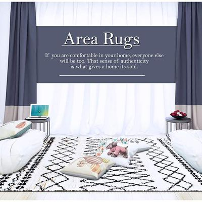 Area Rugs – Tips To Buy Perfect Decorative Rugs