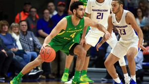 NCAA : Ehab Amin porte l'Oregon en l'absence de Bol Bol