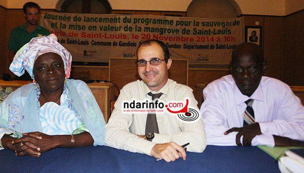 Sénégal : Projet de Sauvegarde et de mise en valeur de la mangrove de Saint Louis