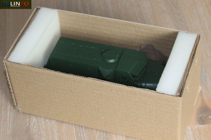 Diaporama 1 : La boîte estampillée JHPROD et... Milinfo ;)