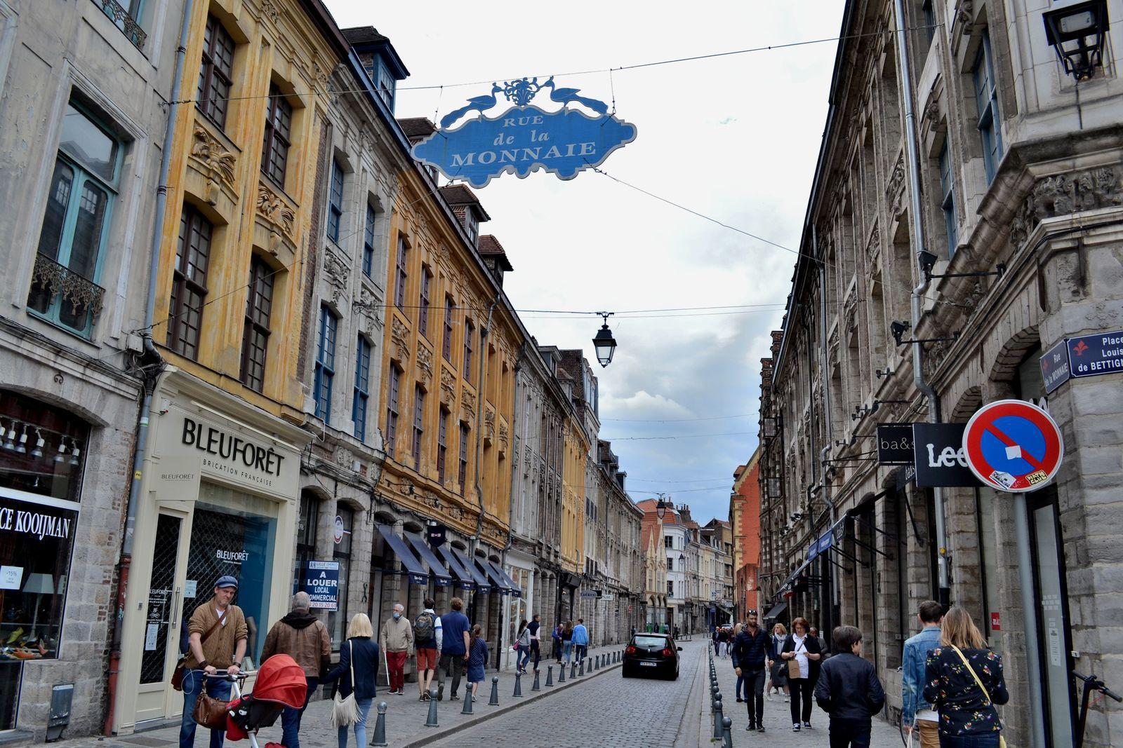 Le Vieux-Lille...