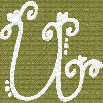 U alphabet