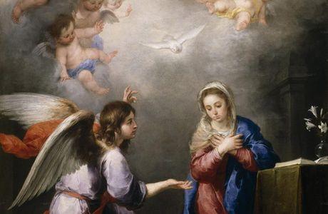 16 Marzo : inizio novena Annunciazione del Signore