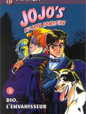 Jojo's Bizarre Adventure, le début d'une longue saga