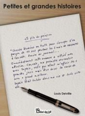 EXTRAIT D'UN JOURNAL INTIME RETROUVÉ AU FOND D'UN GRENIER, un texte signé Louis Delville