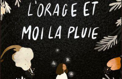 *IL ÉTAIT L'ORAGE ET MOI LA PLUIE* Flore Perrault* Éditions Librinova* par Lynda Massicotte*