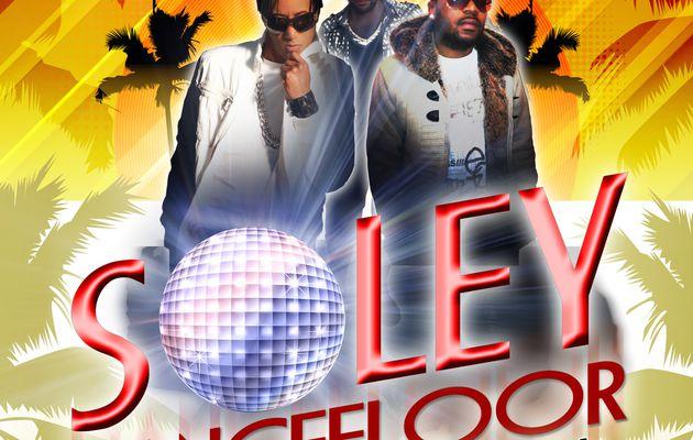 [AFRO] SOLEY DANCEFLOOR - C'EST PAS LA PEINE - 2012