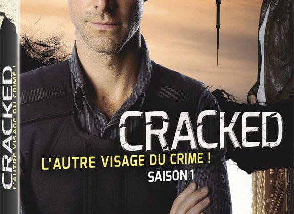 La saison 1 de Cracked en DVD le 25 février 2014