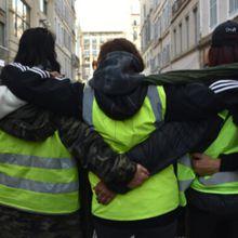 Amnistie pour tous les Gilets Jaunes