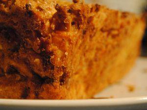 {Cuisine} Cake aux panais
