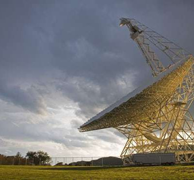 Alien search detects radio signals from dwarf galaxy 3bn light years from Earth