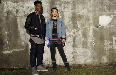 Marvel Cloak and Dagger