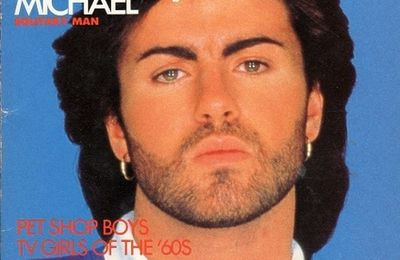 GEORGE MICHAEL - INTERVIEW DANS LE GRAFFITI MAGAZINE EN 1987 !!