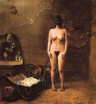 Jan Saudek est un photographe tchèque né le 13 mai 1935 à Prague, alors en Tchécoslovaquie. Photographies (1987-1997).