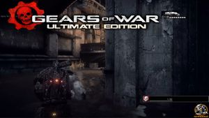 GEARS OF WAR ULTIMATE EDITION EST GOLD