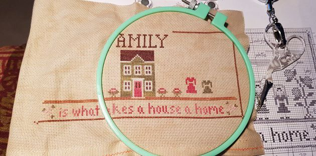 Family  By Country Cottage Needleworks - 2