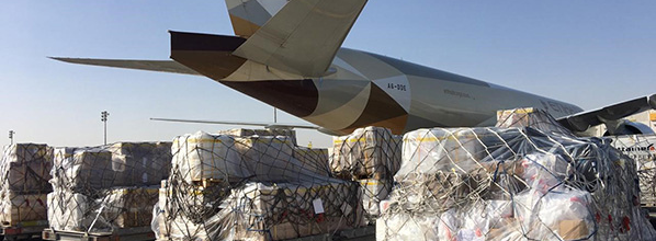 Etihad Cargo to deliver critical airfreight services to Australia