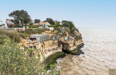 Meschers sur Gironde, ses grottes et le plus grand estuaire d'Europe