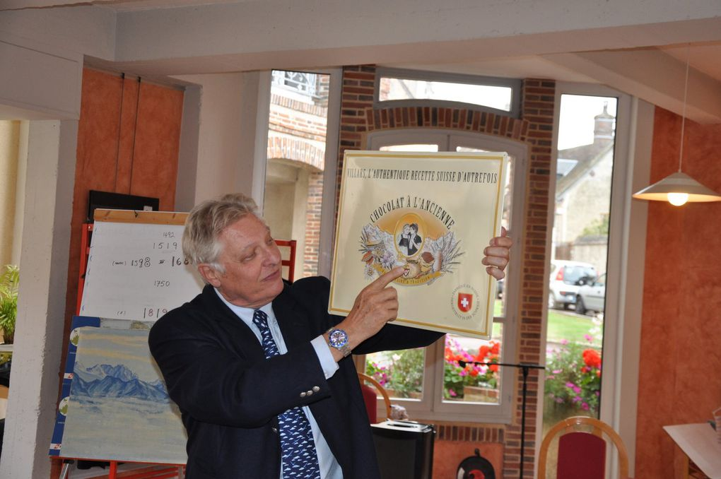 Assemblée générale de Bahut 2000 le 8 octobre 2011 à Verneuil