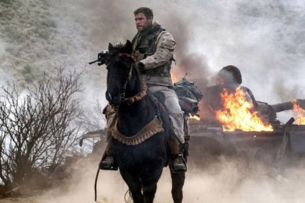 12 STRONG DEVIENT HORSE SOLDIERS