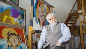 Arcabas, le peintre de la foi heureuse, est décédé