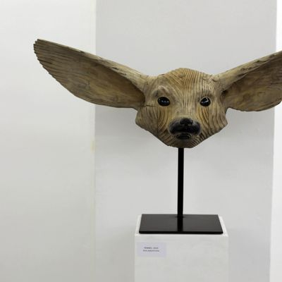 "Exposition Sculpture Contemporaine: Quentin GAREL ""Masquarade"""