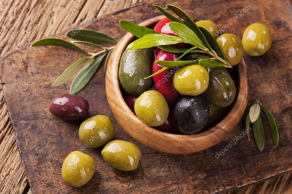"""Défis n °290 : Thème """"Les olives """" Liste des mots ..."""