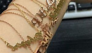 Forget cheap nameplate necklace: 3 Replacements You Need to Jump On