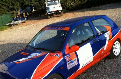 CLIO RSI (ex nico wrc)