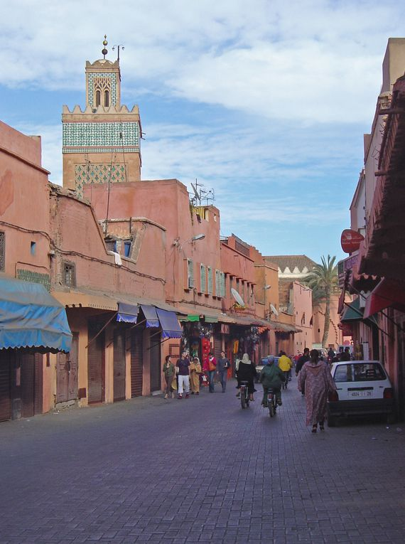 Album - Marrakech
