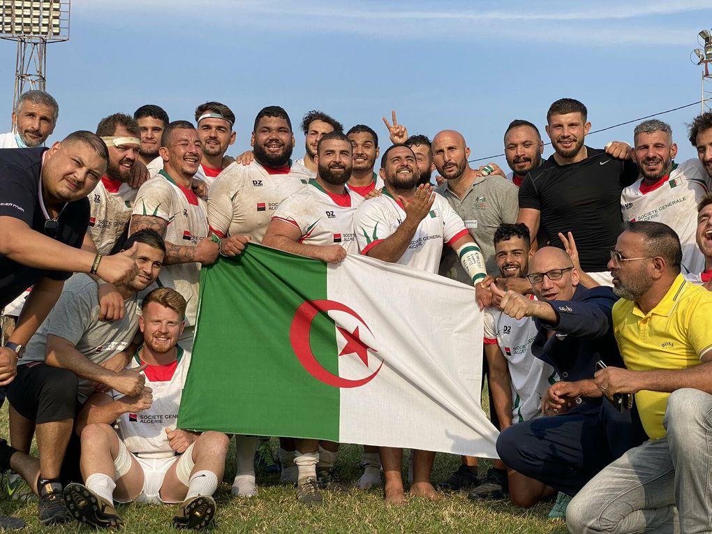 FAR, Fédération Algérienne de Rugby, الفدرالية الجزائرية للريقبي