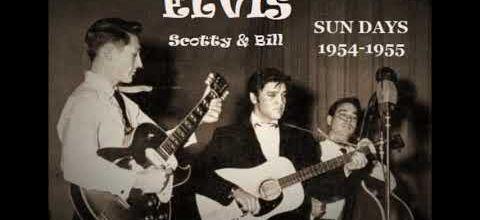 ELVIS Presley Sun Days 1954 1955