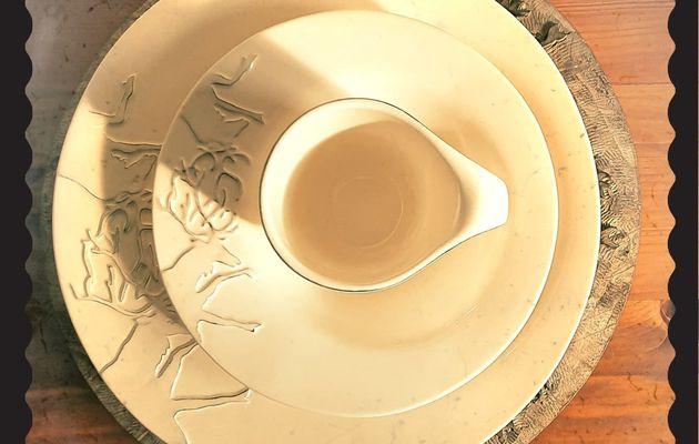 L'art de la table, c'est tendance avec Les Sculpteurs du Lac