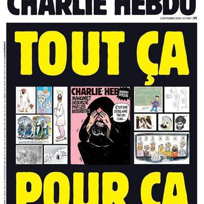 Charlie Hebdo : mortelle indifférence