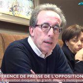 Bancs de la Grotte et budget, l'opposition lourdaise réagit (14 fév 19) | HPyTv La Télé des Pyrénées