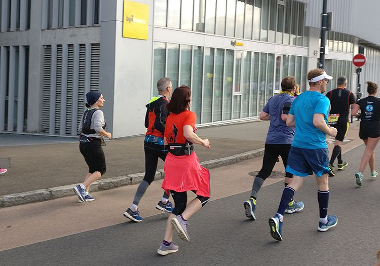 Photos semi-marathon de Nantes 2019