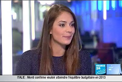 2011 11 25 @07H00 - MARIAM PIRZADEH - FRANCE 24 - LE JOURNAL