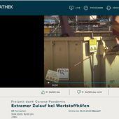 Stadt Nürnberg hat ihre Wertstoffhöfe geöffnet, nicht so der Landkreis Würzburg - Für Bayerns Innenminister Joachim Herrmann ist die Schließung von Wertstoffhöfen schon seit 2.4. nicht akzeptabel - Veitshöchheim News