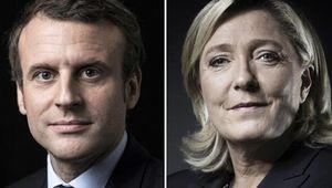 Et encore un sondage où Emmanuel Macron explose ses opposants