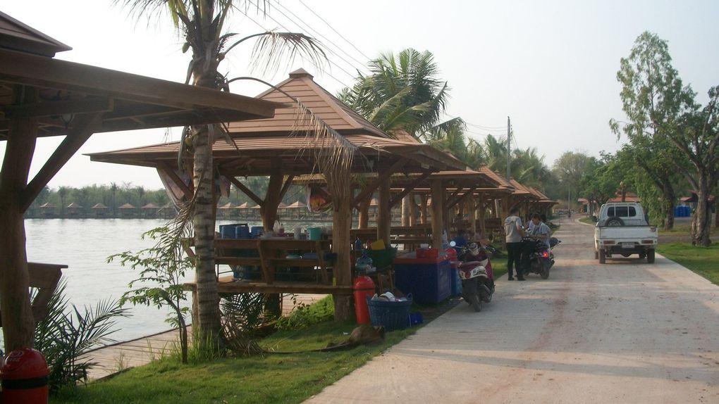 Thaïlande : Le Udon water world ...