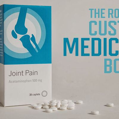 The Roles of Custom Medicine Boxes