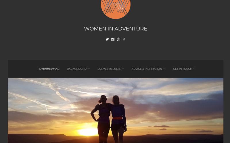 Etre une femme dans l'aventure