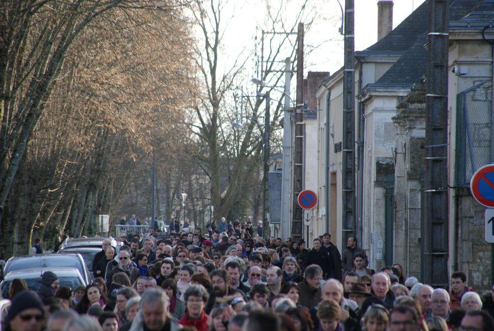 Rassemblement républicain à Fontenay : touchant, émouvant, bouleversant