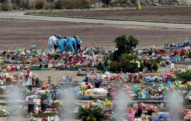 El Gobierno de Honduras busca terrenos para enterrar a los muertos por COVID-19